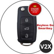 VW-Skoda-Seat Schlüssel V2X