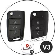 VW-Skoda-Seat Schlüssel V3