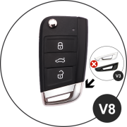 VW-Skoda-Seat Schlüssel V8
