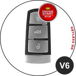 VW Passat Key V6