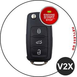 VW Key V2X