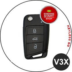 VW Key V3X (Keyless-Go)