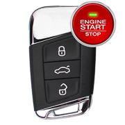 Seat Key - V4 (Keyless-Go / Smartkey)