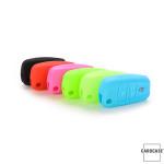 Silicone key case/cover for Audi remote keys grey SEK1-AX3-17