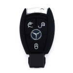 Silicone key case/cover for Mercedes-Benz remote keys  SEK1-M7
