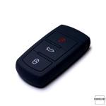 Silicone coque / housse clé télécommande pour Volkswagen voiture rouge SEK1-V6-3