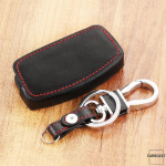 Leder Schlüssel Cover passend für Ford Schlüssel F1