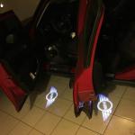 MINI LED Autotür Willkommenslicht Beleuchtung Logo Projektor / Laserlicht R55 R56 R60 F55 F56 (1 Set - 2 Stück)