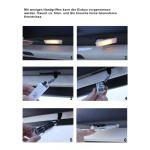 LED Welcome sign / Car Styling Door LED Badge MINI Logo ohne Kreis