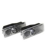 LED Welcome sign / Car Styling Door LED Badge MINI Logo mit Kreis