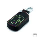Luminous glow leather key case/cover for Honda car keys