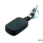 Lumineux coque/housse de clé en cuir pour Honda Voiture