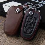 Leder Schlüssel Cover passend für Opel, Citroen, Peugeot Schlüssel P2