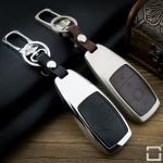 Schlüssel Cover aus Alu für Mercedes-Benz Funkschlüssel M9