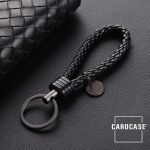 Key chain 8mm thickness, including key ring black