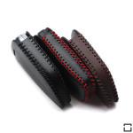 Leder Schlüsseletui für BMW Schlüsseltyp B4/B5 brown/brown