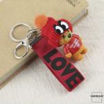 Teddybär Schlüsselanhänger mit niedlicher...