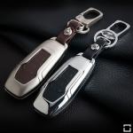 Alu Hartschalen Schlüssel Case passend für Ford...
