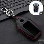 Leather case for BMW keys, key type B8
