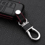 Leather case for Jeep keys, key type J4-J7