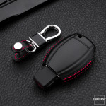 Leather case for Mercedes-benz keys, key type M6