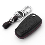 Leather case for Ford keys, key type F4