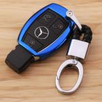Glossy key case/cover for Mercedes-Benz remote keys  SEK2-M7