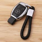 Glossy Silikon Schutzhülle / Cover passend für Mercedes-Benz Autoschlüssel M6, M7