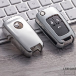 Glossy key case/cover for Opel remote keys  SEK2-OP6