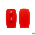 Silikon Schutzhülle / Cover passend für Mercedes-Benz Autoschlüssel M9