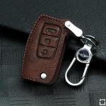 RUSTY Leder Schlüssel Cover passend für Ford...