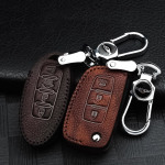 RUSTY Leder Schlüssel Cover passend für Nissan...