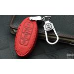 RUSTY Leder Schlüssel Cover passend für Nissan Schlüssel  LEK13-N8