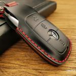 PREMIO Leder Schlüssel Cover passend für...