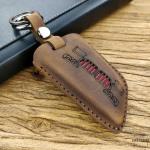 PREMIO Leder Schlüssel Cover passend für BMW...