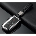 Aluminium Premium Schlüssel Cover passend für Land Rover Autoschlüssel  HEK11-LR2