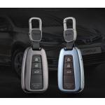 Alu Etui Schutzcover für Toyota  Autoschlüssel T5-T6 HEK11