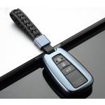 Aluminium Premium Schlüssel Cover passend für Toyota Autoschlüssel  HEK11-T5