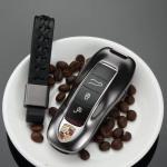 Aluminium Premium Schlüssel Cover passend für Porsche Autoschlüssel  HEK11-PE1