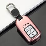 Aluminium Premium Schlüssel Cover passend für Honda Autoschlüssel  HEK11-H11