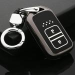 Schutzhülle Cover passend für Honda Autoschlüssel  mit Leuchtfunktion ohne Batterien HEK18-H11