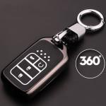 Schutzhülle Cover passend für Honda Autoschlüssel  mit Leuchtfunktion ohne Batterien HEK18-H13
