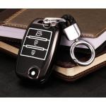 Schutzhülle Cover passend für Kia Autoschlüssel  mit Leuchtfunktion ohne Batterien HEK18-K3