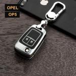 Alu Cover mit Leuchtmarkierung  für Opel...