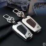 Alu Schlüsselcover für Toyota T2 HEK2