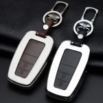 Alu Hartschalen Schlüssel Case passend für Toyota Autoschlüssel  HEK2-T5