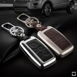 Alu Schlüsselcover für Land Rover LR2 HEK2