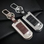 Alu Schlüsselcover für Mazda MZ4 HEK2