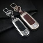Alu Schlüsselcover für Mazda MZ1 HEK2