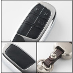 Alu Schlüsselcover für Jeep J6 HEK2